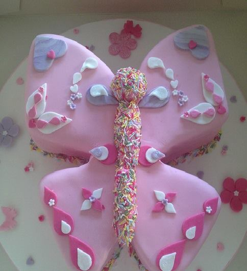 Bespoke Childrens Birthday Cakes Made To Order